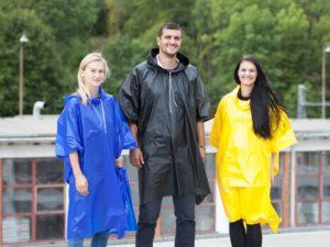 PVC-P foil type 847, raincoat