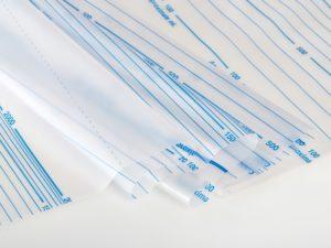 Fólie PVC-P typ 902, pro urologické vaky