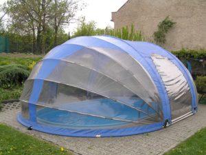 PVC-P foil type 845, pool cover