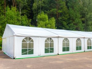 PVC-P foil type 656, tent windows