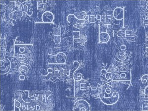 Transparent tablecloths type 850, pattern 2830-A, Fatra