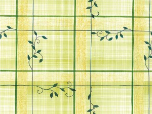 Tablecloths type 850, pattern 4125-B, Fatra