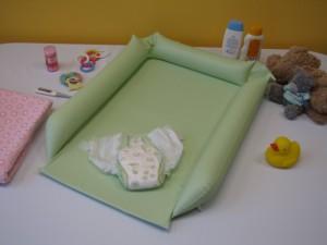 Baby-Wickelunterlage / Fatra