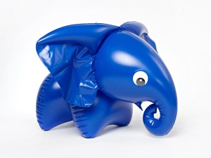 Inflatable Elephant, Fatra