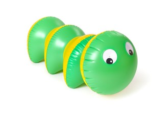 Inflatable Caterpillar, Fatra