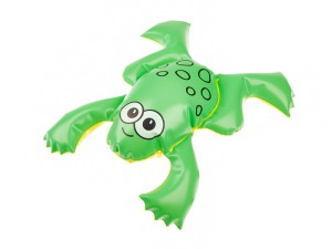 Inflatable Frog, Fatra