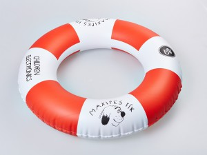 Inflatable ring Maxipes Fik, Fatra