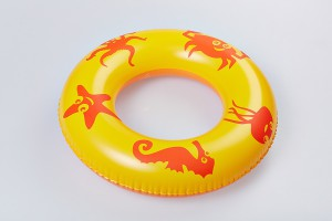 Inflatable ring, sea, Fatra
