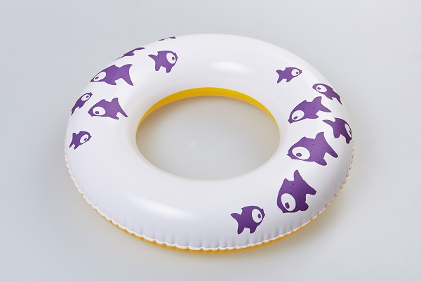 Inflatable ring, fish, Fatra