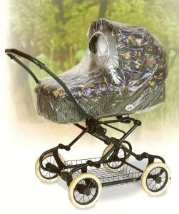 Raincoat Kinderwagen / Fatra