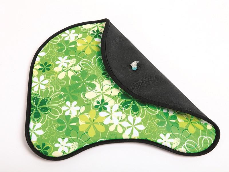 Aplikace - nafukovací polštářek pro zdravé sezení, Fatra