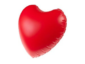Inflatable heart, Fatra