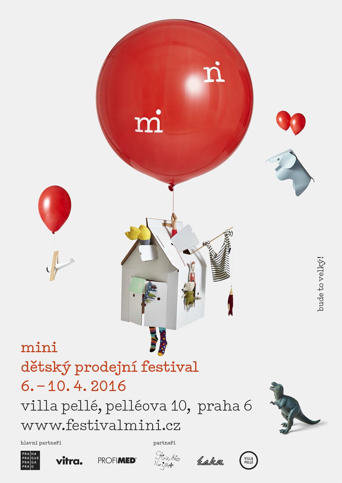 Mini dětský prodejní festival
