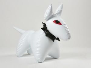 Pes Bulík - bílý, Fatra