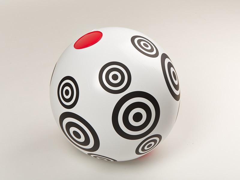Míč s kruhy, Kolekce Black and White, Fatra