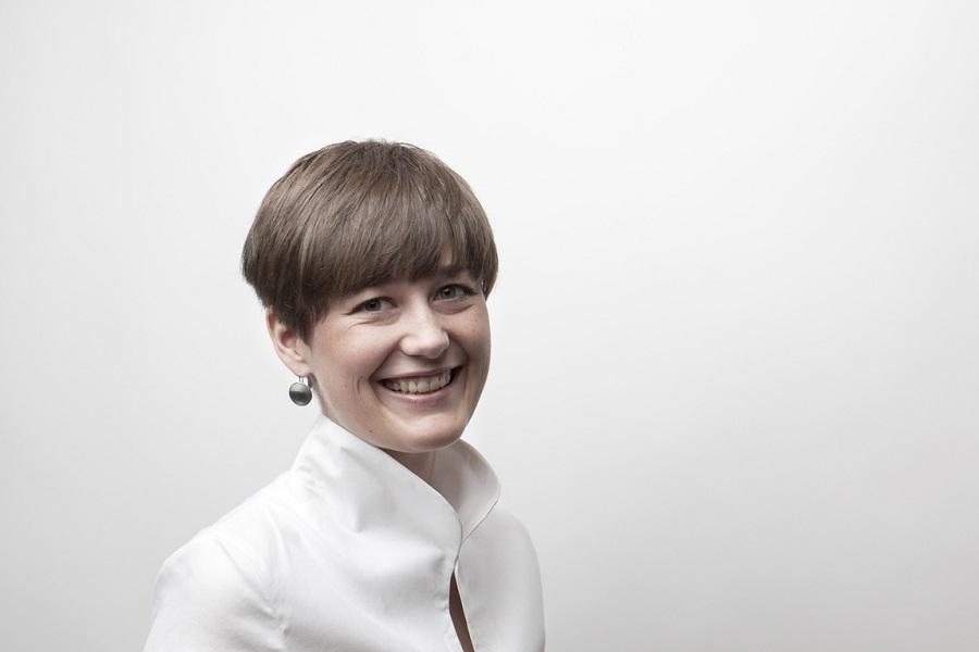 Designerin Anna Kozová