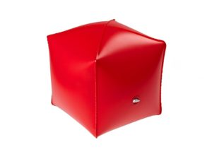 Inflatable cube / Fatra