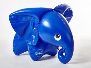 Aufblasbaren Elefanten / Fatra