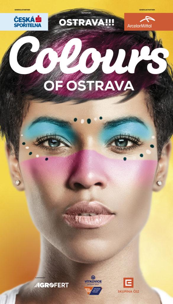 Plakát Colours of Ostrava