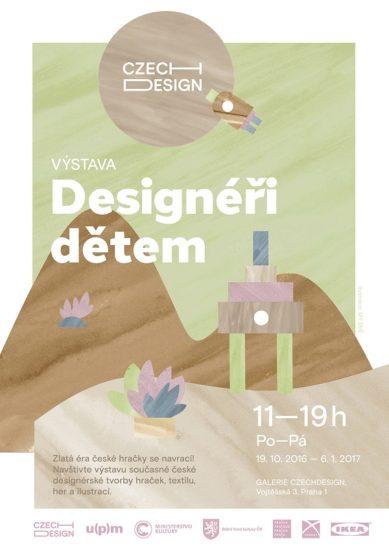 Výstava Designéři dětem