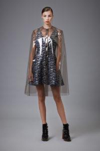 Plášť, designérka Lay Sedláková