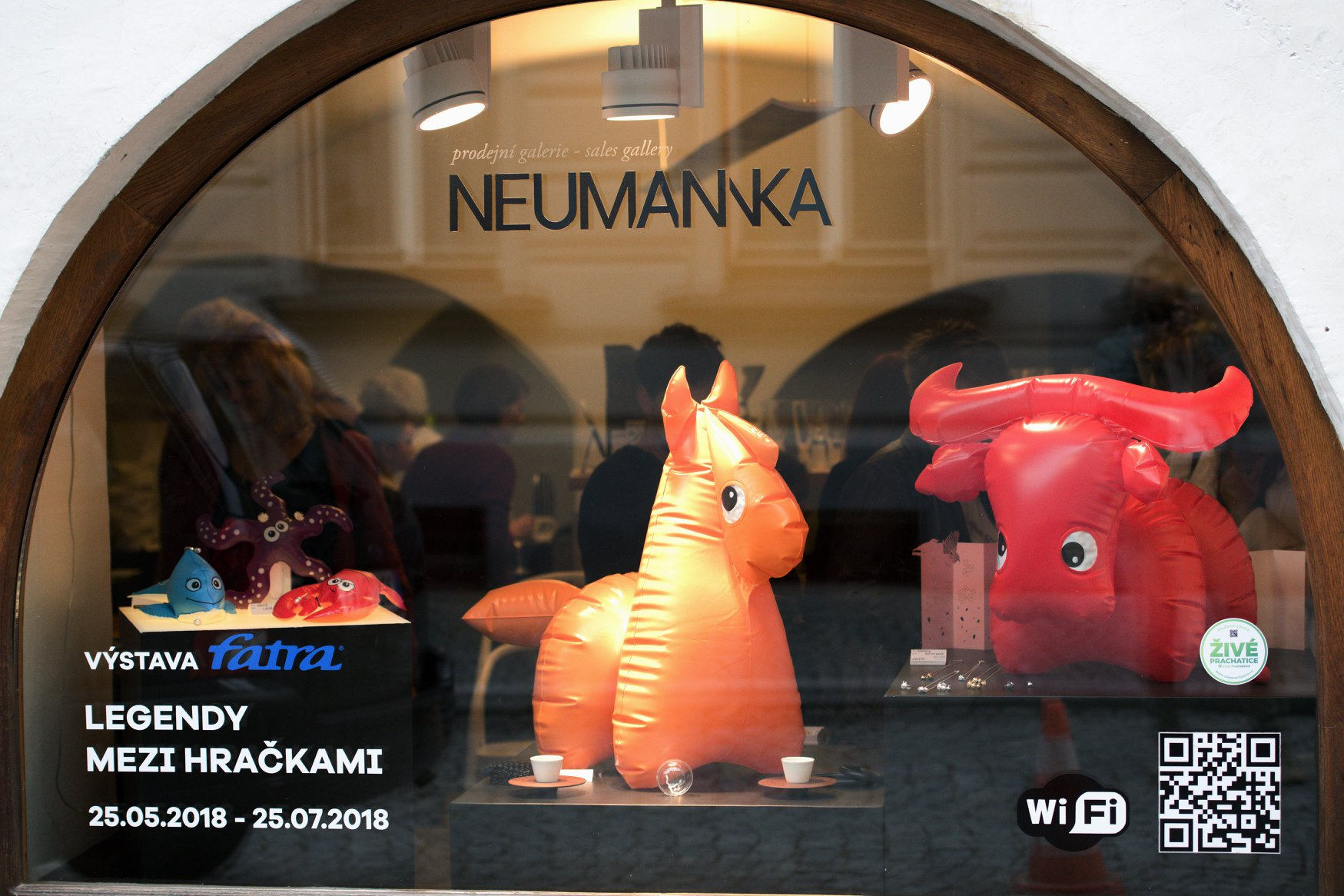 Výstava NEUMANNKA