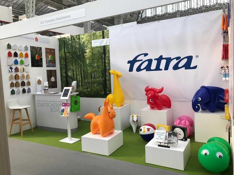 Výstava v Londýně TOP DRAWER 2018