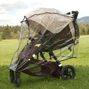 PVC-P foil type 846, welded bags, raincoats for prams