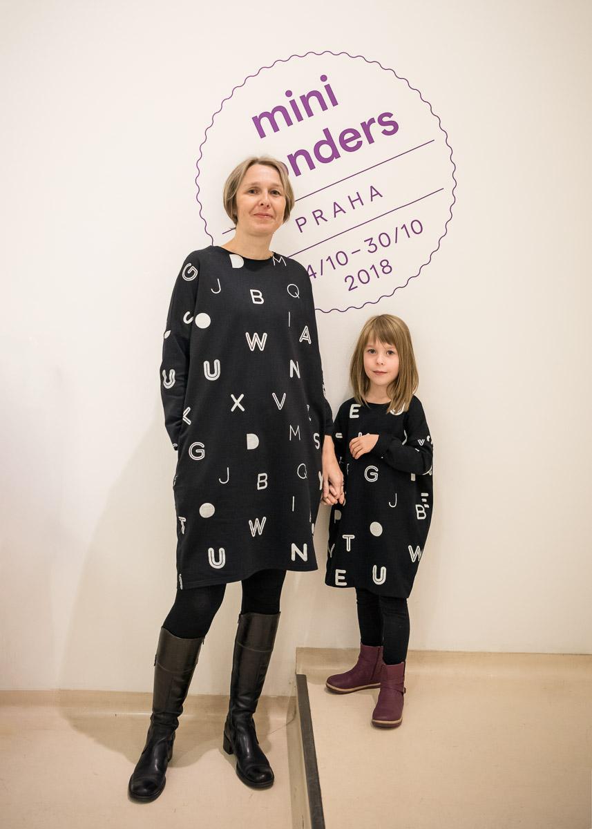 Mini Wonders Praha 2018, Tereza Bruthansová, autor fota Anna Pleslová