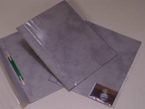 PVC-P foil type 842, components