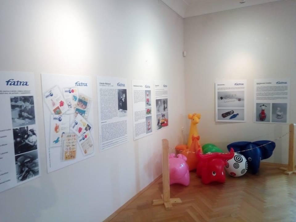 Výstava Retrohrátky Valašské Meziříčí