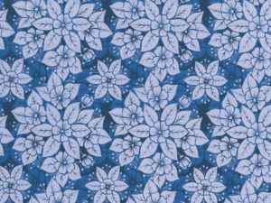 transparentní ubrusovina druh 850, vzor 1295-A, Fatra