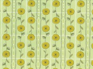 Tablecloths type 850, pattern 4184-A, Fatra