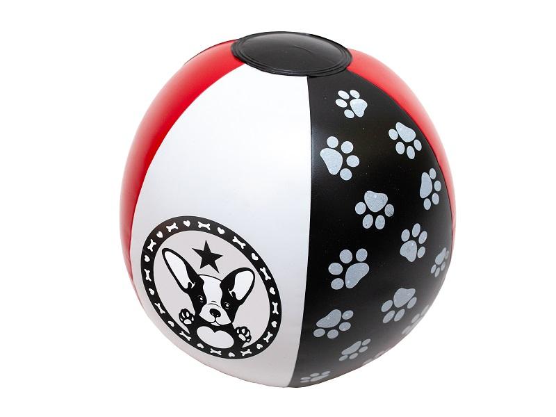 Nafukovací míč Frenchie / Fatra