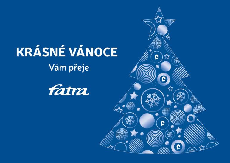 Krásné Vánoce a šťasný nový rok!