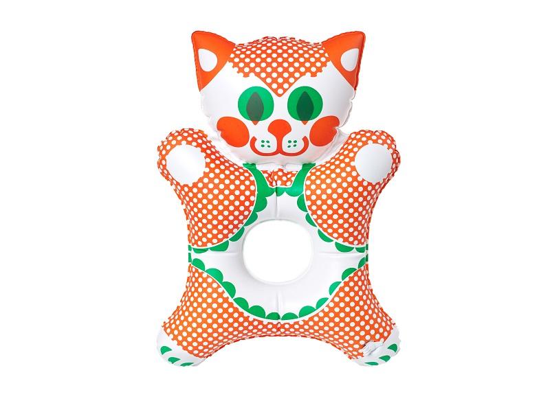 Nafukovací hračka - Micinka, Fatra