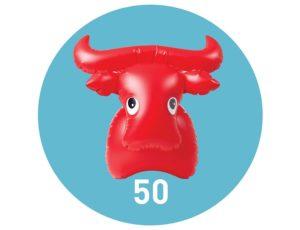 Nafukovací BUVOL slaví 50! Fenomén Libuše Niklová